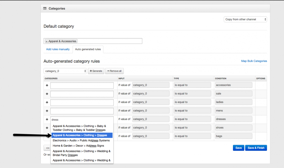 google-taxonomy-automatic-categories