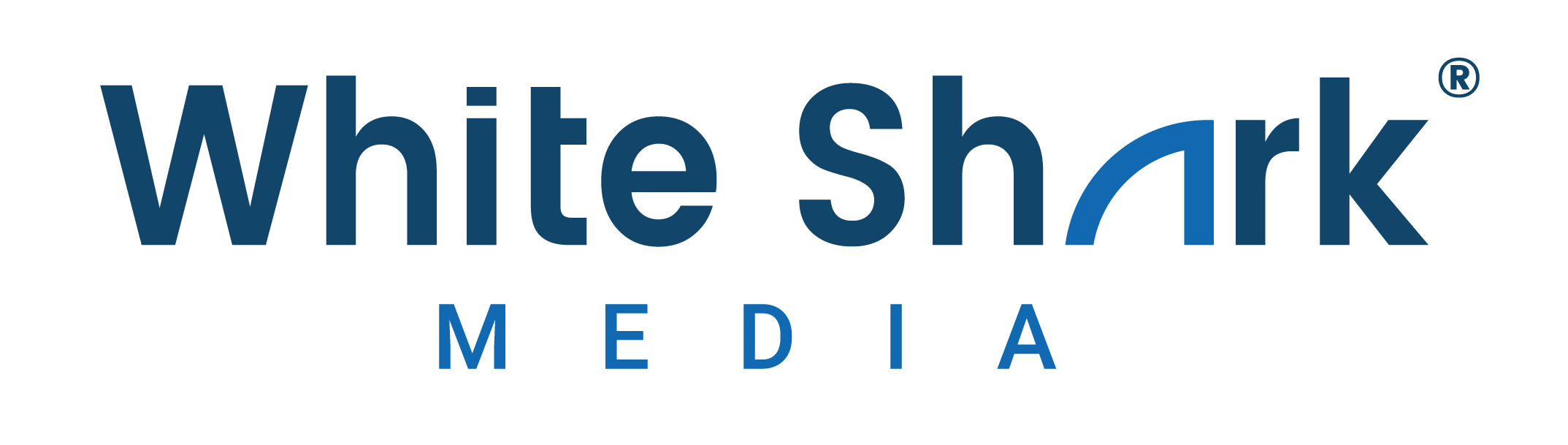 White Shark Media - Logo _ Light Backgrounds