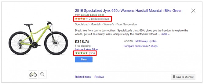 How to Add Google Shopping Product Ratings