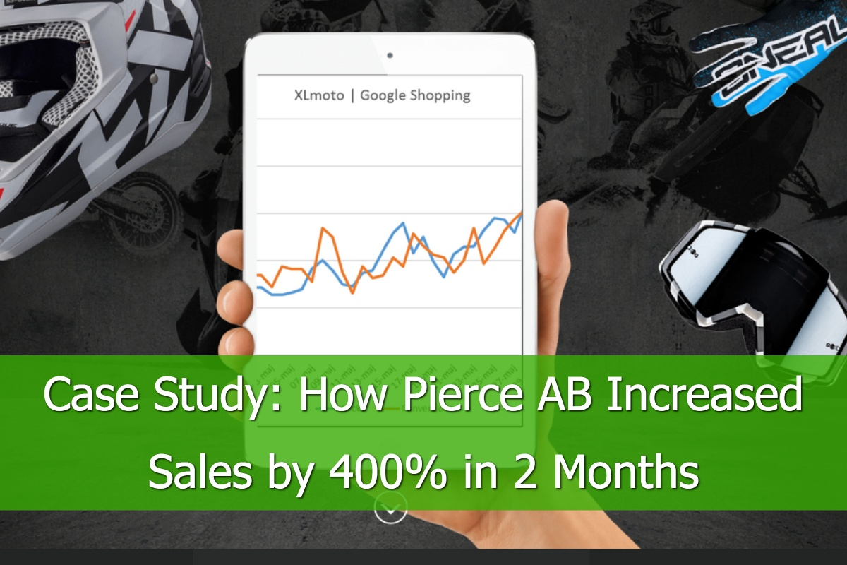 Case Study: How Pierceab Increased Sales 400 in 2 Months