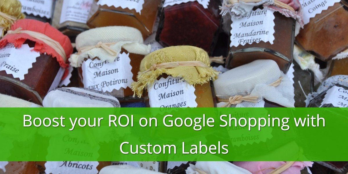 Custom Labels on Google Shopping