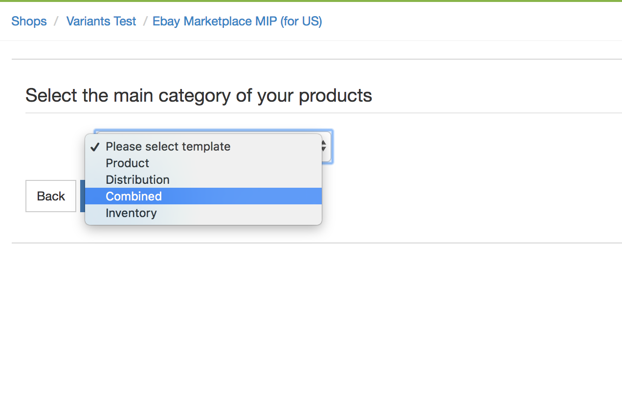 eBay Marketplace Templates