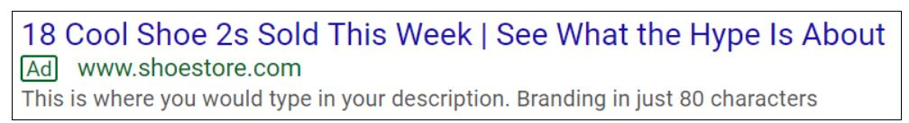 feed_based_text_ad_on_google_search_social_proof
