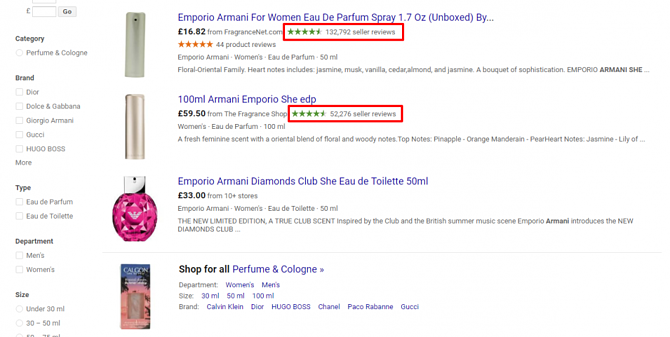 How to Add Seller Ratings on Google Shopping