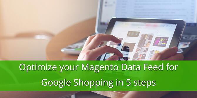 Optimize Magento Data Feed for Google Shopping
