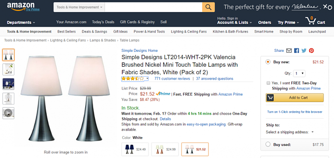 Optimize Your Amazon Product Listings Title