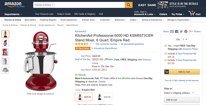 Optimize Your Amazon Product Listings Images