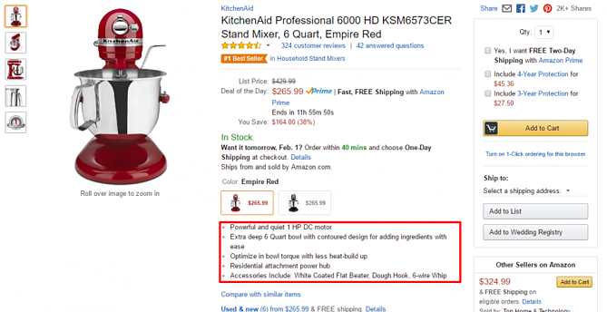 Effectively Optimize Amazon Product Listings