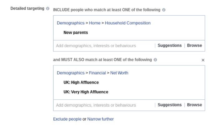 Use Specific Retargeting for Facebook Dynamic Product Ads