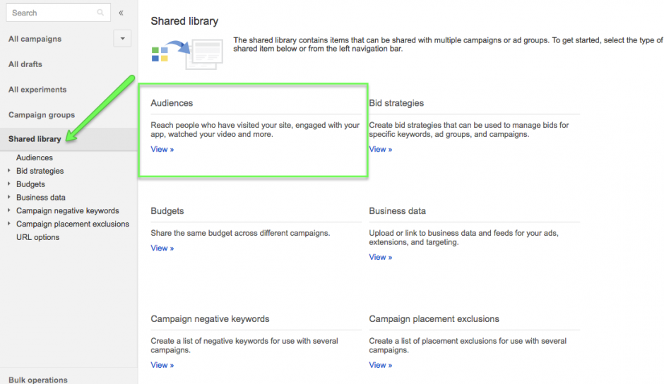 Setup Customer Match on Google Shopping Campaigns