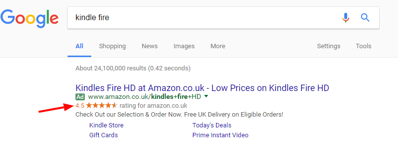 What are Seller Ratings on Google Shopping and how to add Them