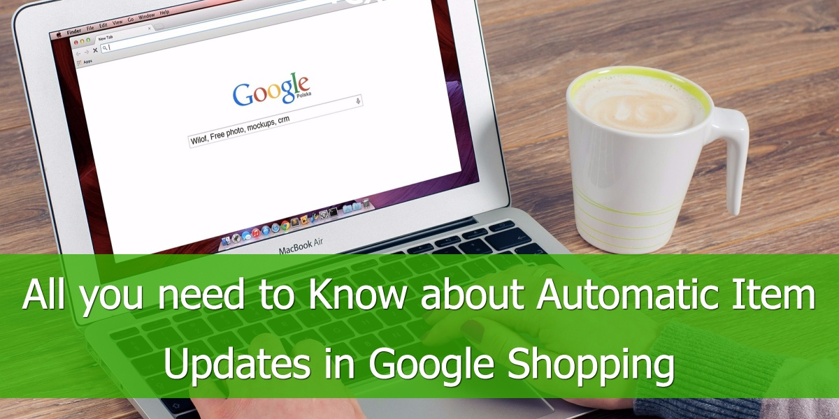 All you need to Know about Automatic Item Updates in Google Shopping