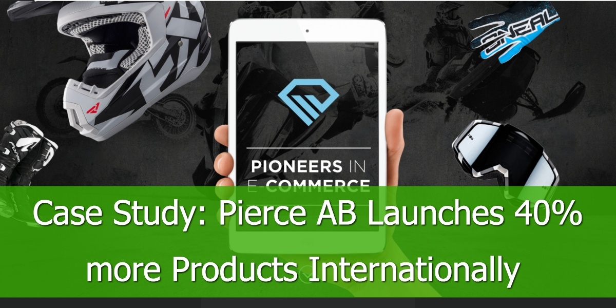 Case Study: How Pierce AB Increased Sales by 400% in 2 Months