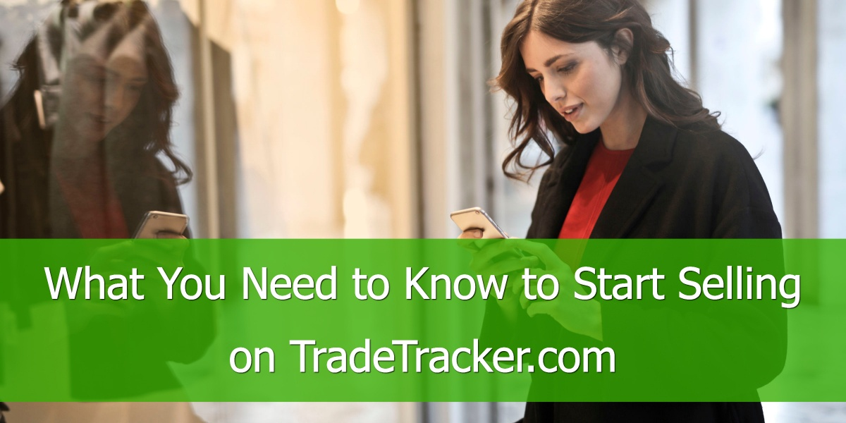 What You Need to Know to Start Selling on TradeTracker
