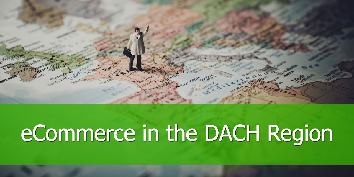 eCommerce in the DACH Region